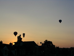 Balloons over Sneek