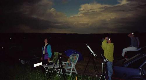 Eclipse of the sun 1999 / Sonnenfinsternis 1999 am Rainbichl