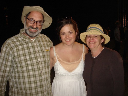 Me, Karen and Sara Watkins