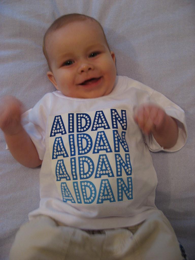 Aidan, Aidan, Aidan, Aidan