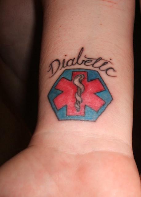 Type 1 Diabetes Tattoos