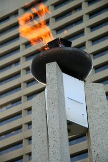 War Memorial 的形象. canada fire memorial edmonton warmemorial eternalflame anavetspeacepark