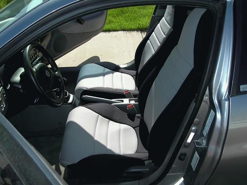 Custom Fit Sheepskin Car Seat Covers