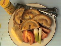 "Pork Pies & ""Tasty Lancashire"" Chees…"
