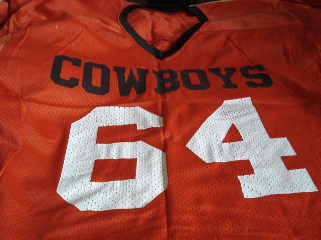High School Football Jersey