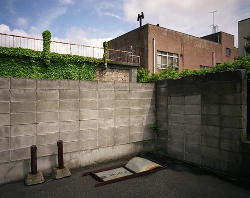 boundary wall