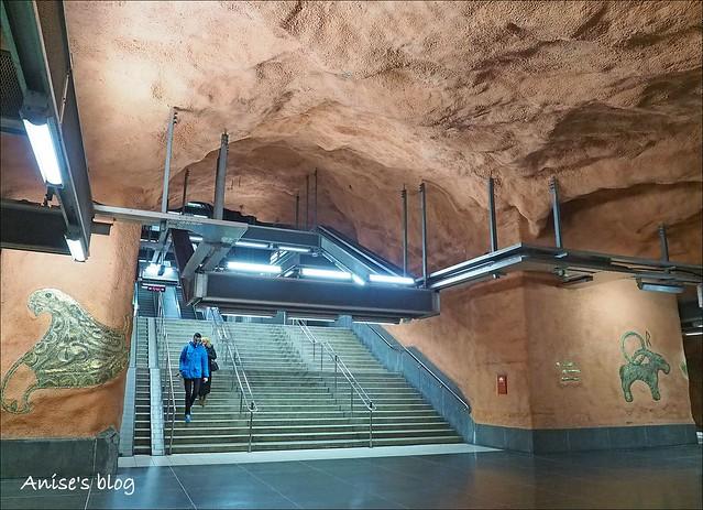 斯德哥爾摩藝術地鐵057