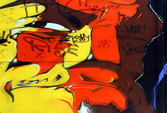 Huge NDK Graffiti Stitch I (detail)