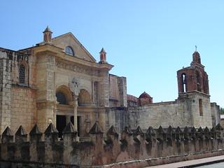 Santo Domingo, cathedral