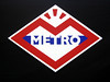 Simbol oficial del Metro de Palma