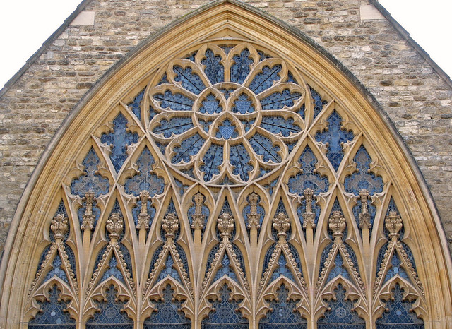 Merton east window tracery gorgeous tracery for High r value windows