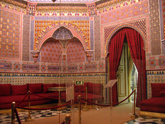 Salon Arabe Fumadero Palacio Real Geraldine Lombano Flickr