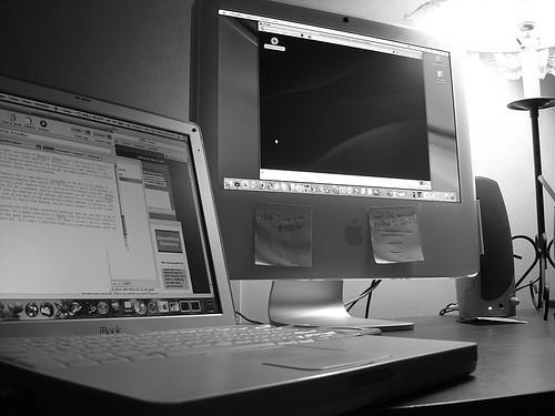 iBook Meets iMac