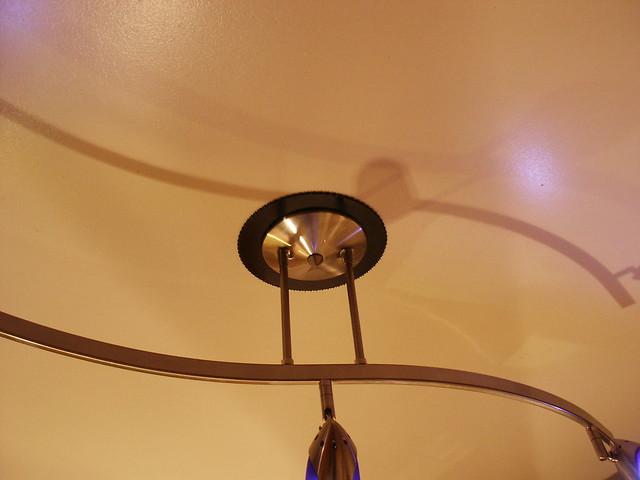 Light Kitchen Fixture