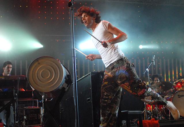 Mika at Radio 1's Big Weekend in Preston