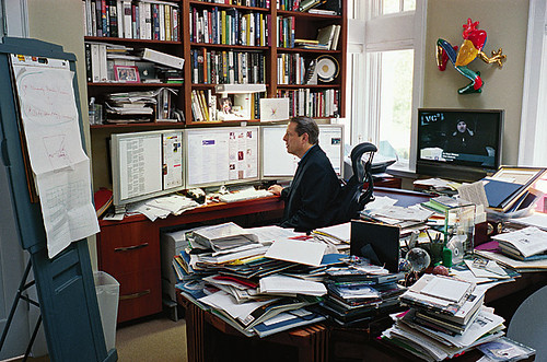 Image of Al Gore's office