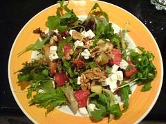 My mixed up salad