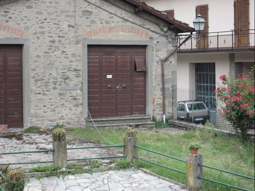 Centrale Telecom - Prato di Strada