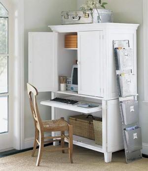 mueble cerrado para ordenador decorar tu casa es