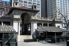 NYC - Union Square - Pavilion by wallyg, on Flickr