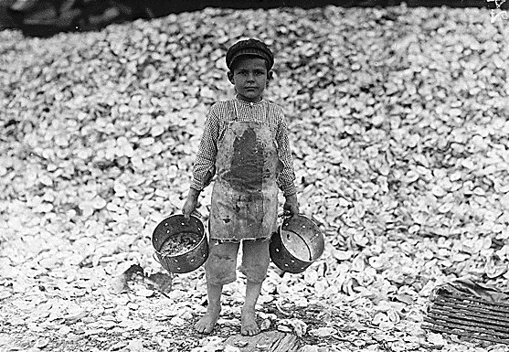 child labor progressive era Amidst this climate of social concern, the nclc pushed congress to create federal child labor laws, the first of which was the keating-owen act of 1916, which prevented the shipment of goods made in factories and mines that employed children.