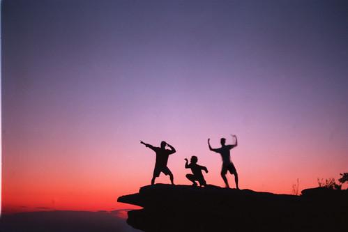 color sunrise virginia unitedstates hiking hike backpacking 1998 2007 appalachiantrail thruhike backbacking at stitchandfiggy