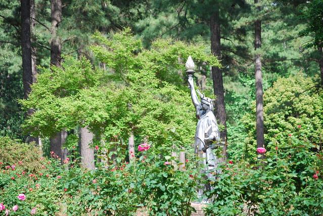 The garden of american rose center shreveport louisiana flickr photo sharing for The gardens of the american rose center