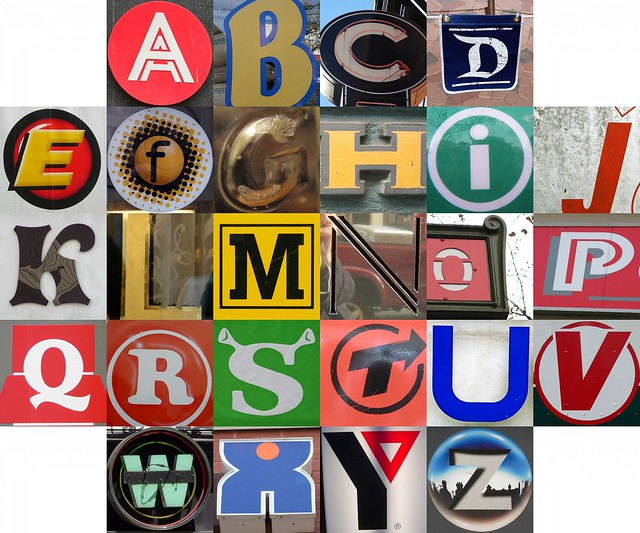 logo letters flickr photo sharing
