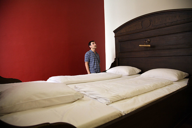 Giant Bed
