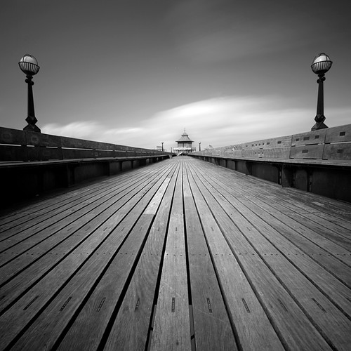 On Clevedon Pier I