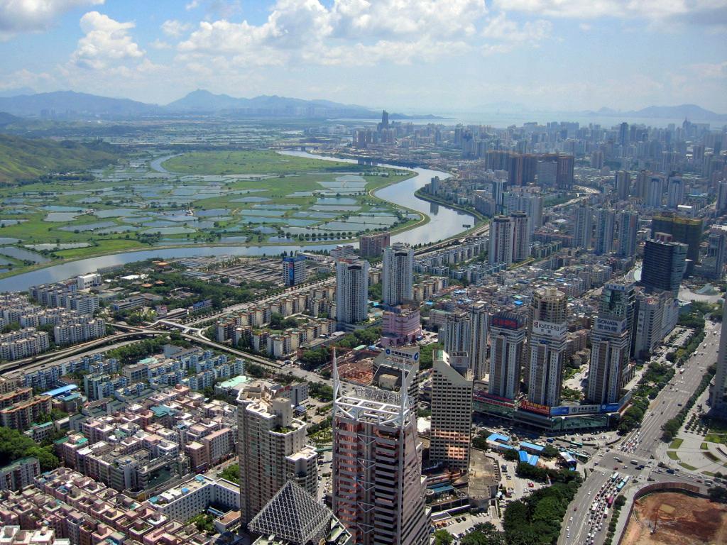 Shenzhen River