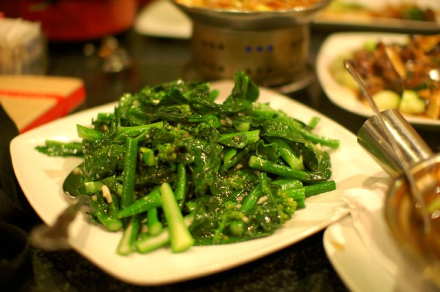 Chinese Broccoli | Chinese Broccoli Chinese broccoli sautee ...