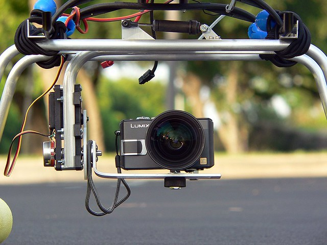 RC Camera Mount http://www.flickr.com/photos/philwarner/526947100/