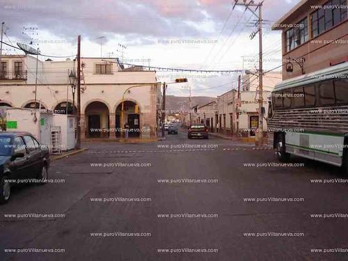 Calle Principal - hacia Guadalajara