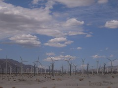 Palm Springs Wind Energy
