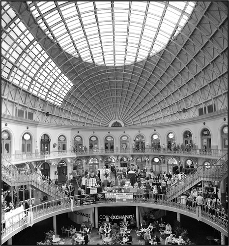 Corn Exchange , Leeds