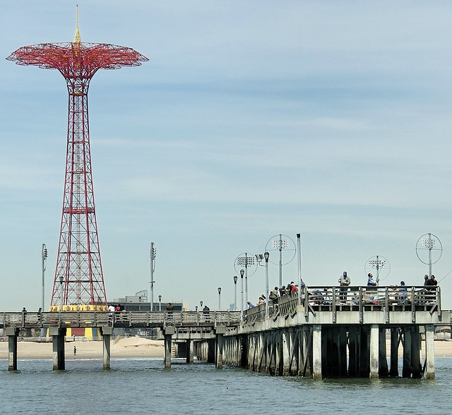 Coney Island Fishing Tide