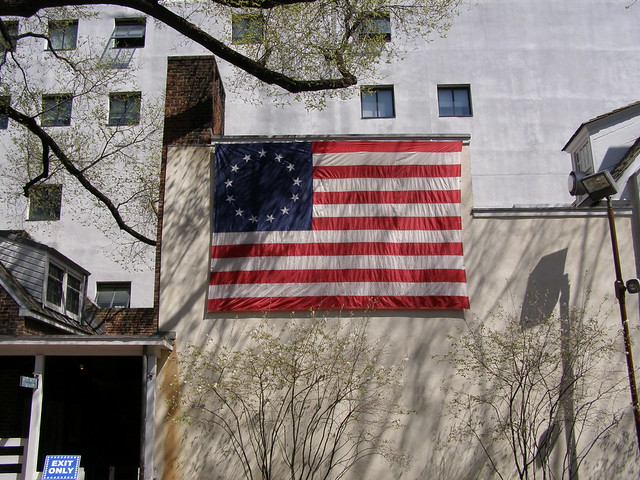 The Flag that Betsy Ross Built!