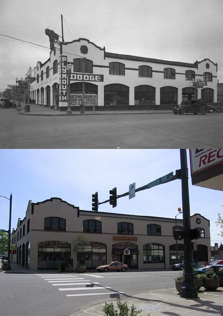 Everett Washington Then And Now Jo Fisher Flickr Photo Sharing