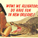Bettie Page Postcard