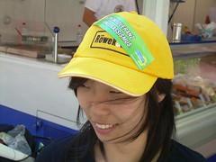 clothing, yellow, hat, cap, headgear,