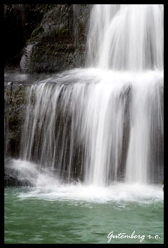 Lavando a alma   /  Waterfall /