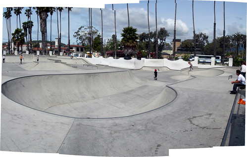 Skater's Point, Santa Barbara CA