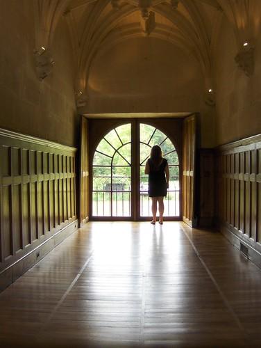 Château d'Azay-le-Rideau Hallway