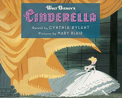 Cinderella picture book to be published this year