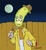 Pickled Noggin Nettles #469 by Ken Chandler