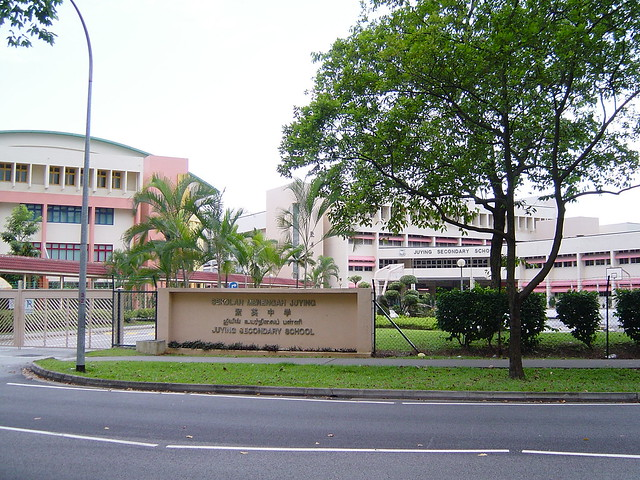 JUYING SECONDARY SCHOOL Singapore | Flickr - Photo Sharing!
