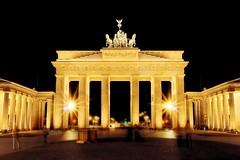 Brandenburger Tor@night