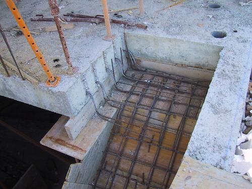 Grifado De Barras De Acero Corrugado Escaleras