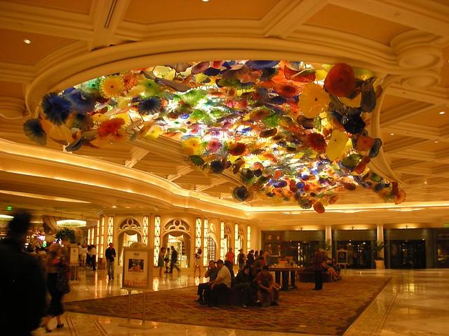Lobby - Picture of Bellagio Las Vegas, Las Vegas - TripAdvisor |Las Vegas Bellagio Hotel Lobby